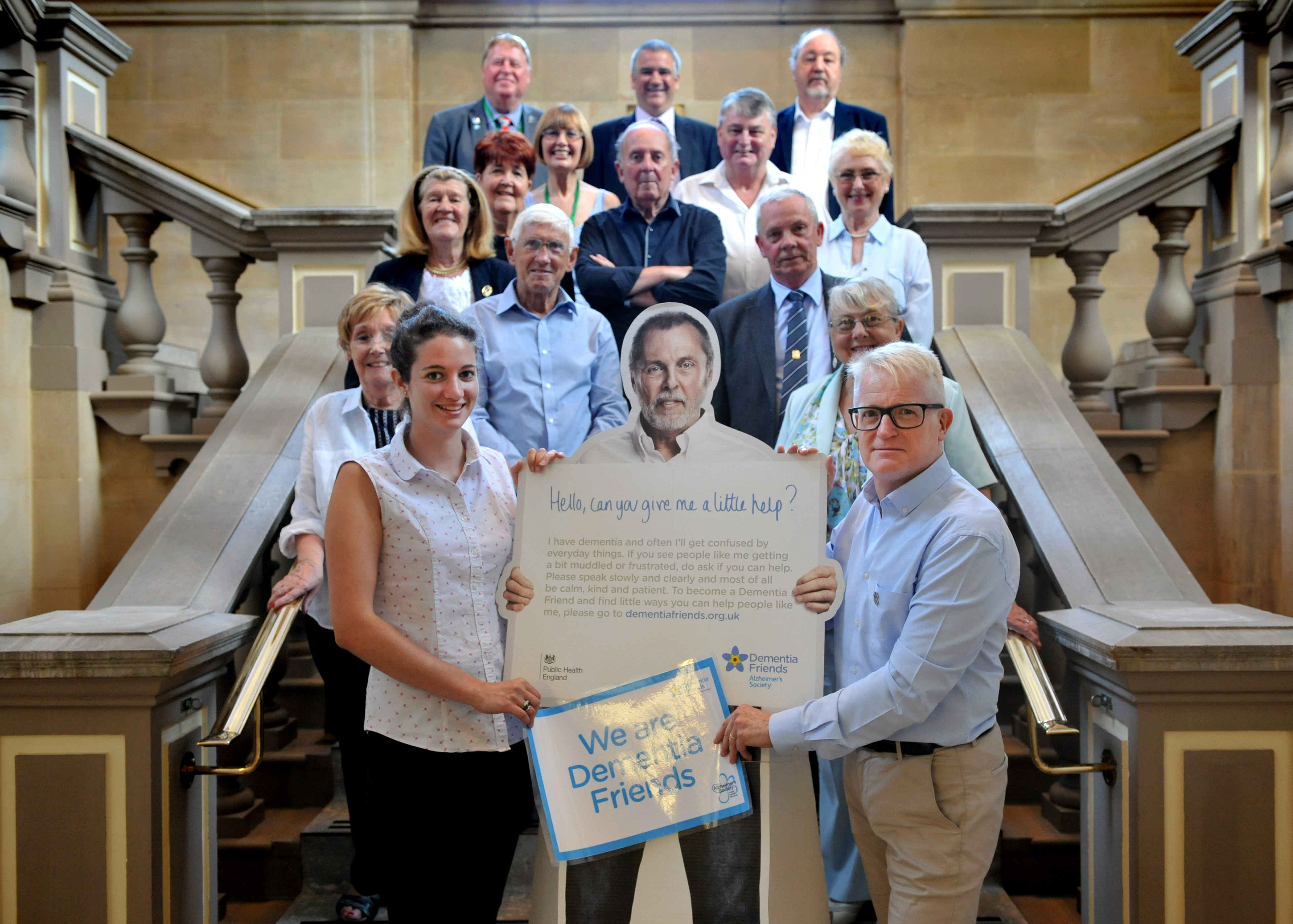 Dementia friendly councillors, dementia friendly council: Lessons from South Tyneside