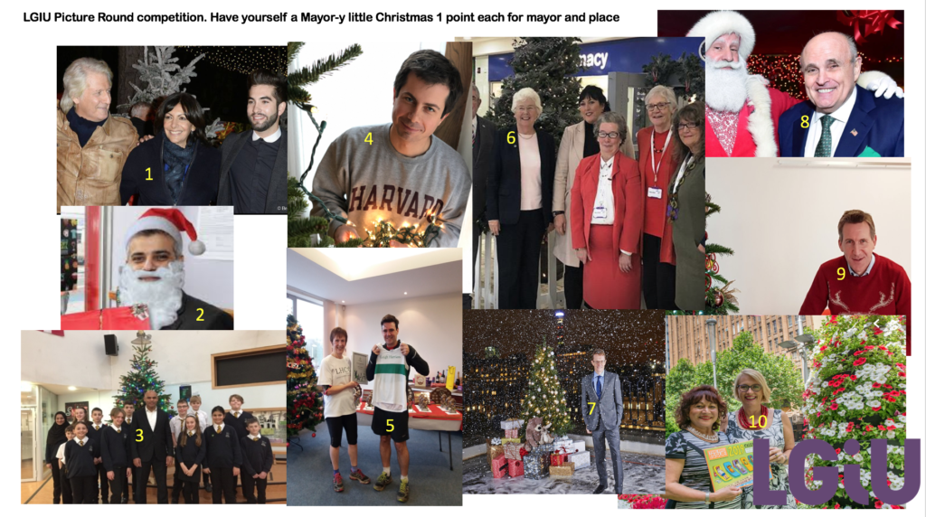 LGiU Contest: Have yourself a mayor-y little Christmas