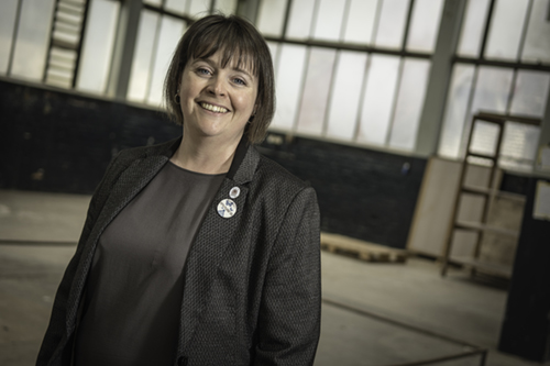 All in a day's work...Abi Brown, Stoke on Trent Council