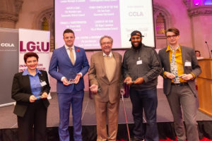 Local Councillor Award Winners