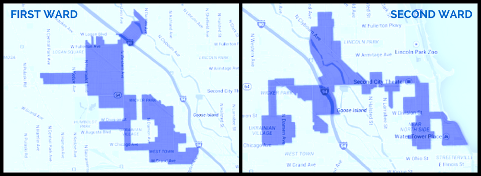 A very different system: Ward boundary reform in Chicago