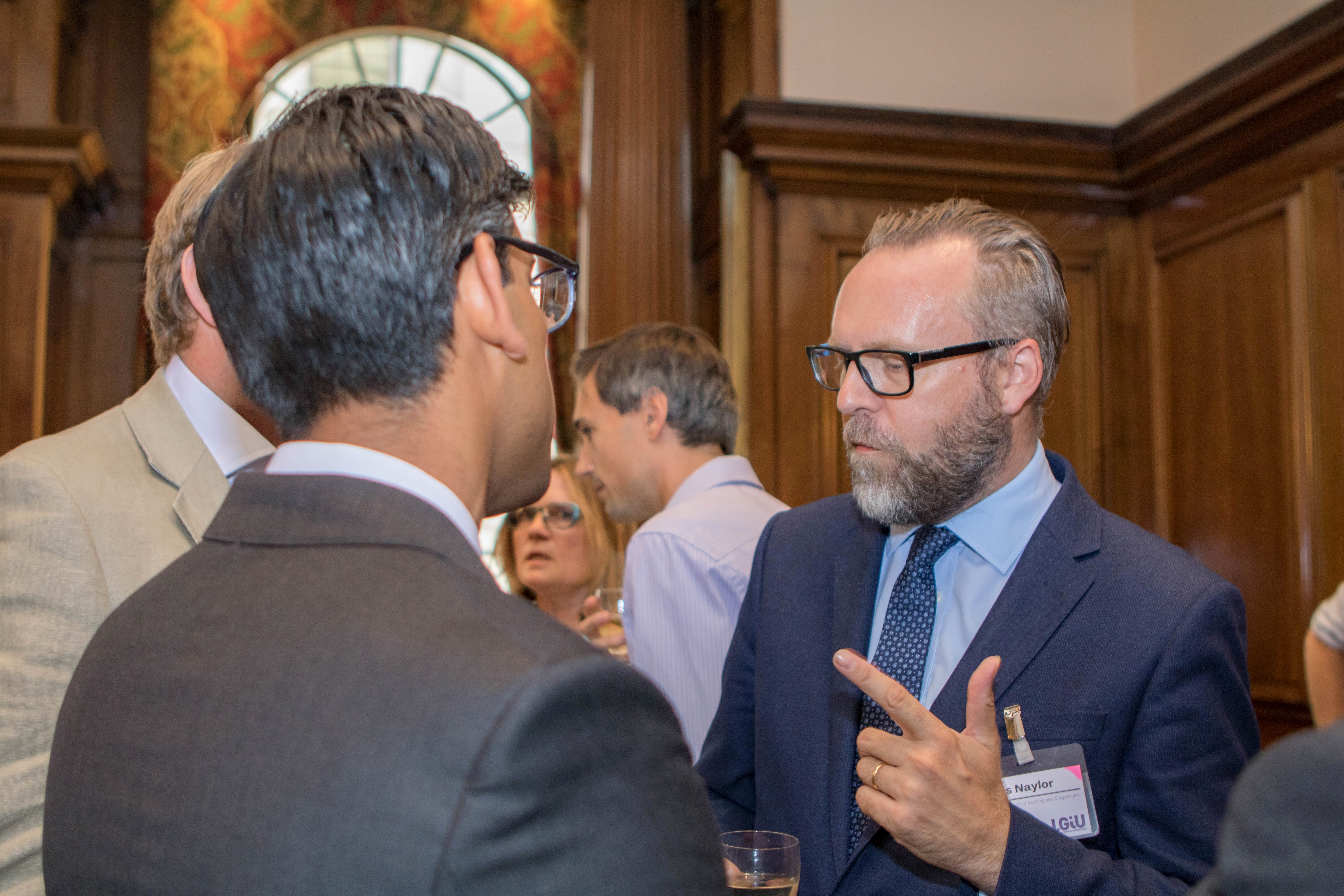 Local Government APPG Summer Reception 2018 - it's all about the money