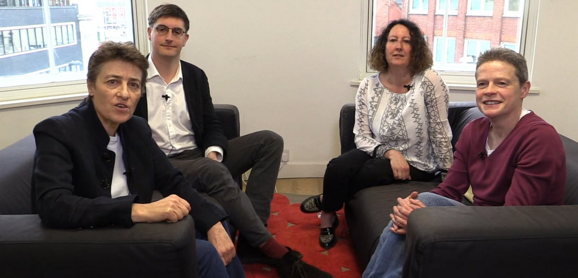 Video roundtable: Rough sleeping - just the tip of the iceberg