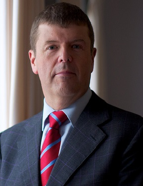 Paul Burstow headshot