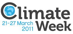 Getting Local Government recognised at Climate Week