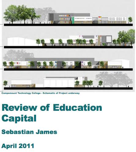 James Review of Education Capital