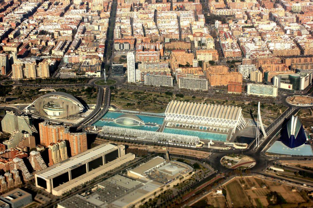 Valencia: flood adaptation and active populations