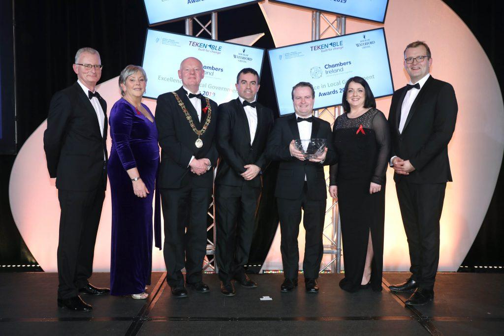 Arus Mhuire Rightsizing Housing Project: Winner of the Chambers Ireland Local Authority Innovation Award