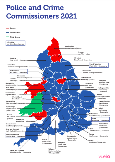 Super Thursday - the results in maps