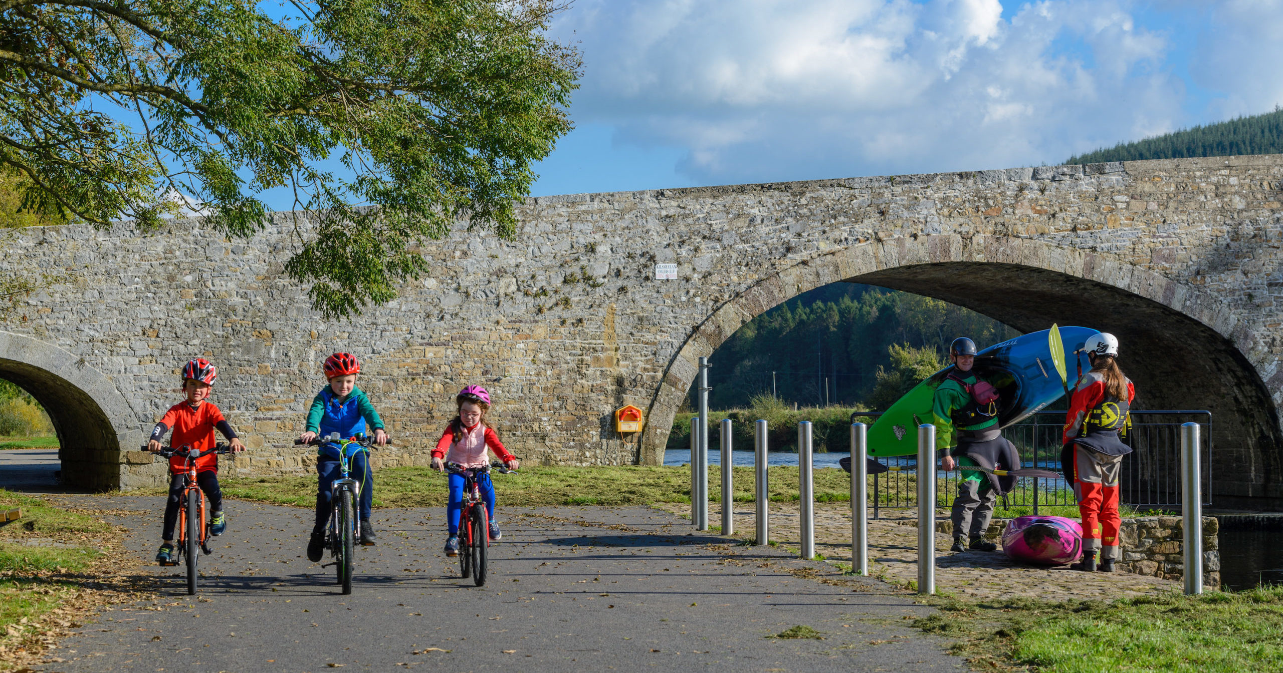 Tipperary's Suir Blueway: winner of the Chambers Ireland Award for Supporting Tourism